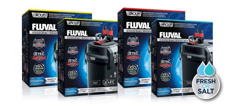 Fluval 07 Canister Filters