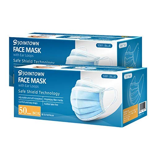 Face Mask - 50 pack